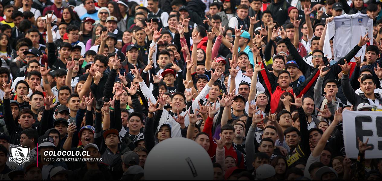 Acreditaciones de prensa para Colo-Colo vs. Universidad de Chile