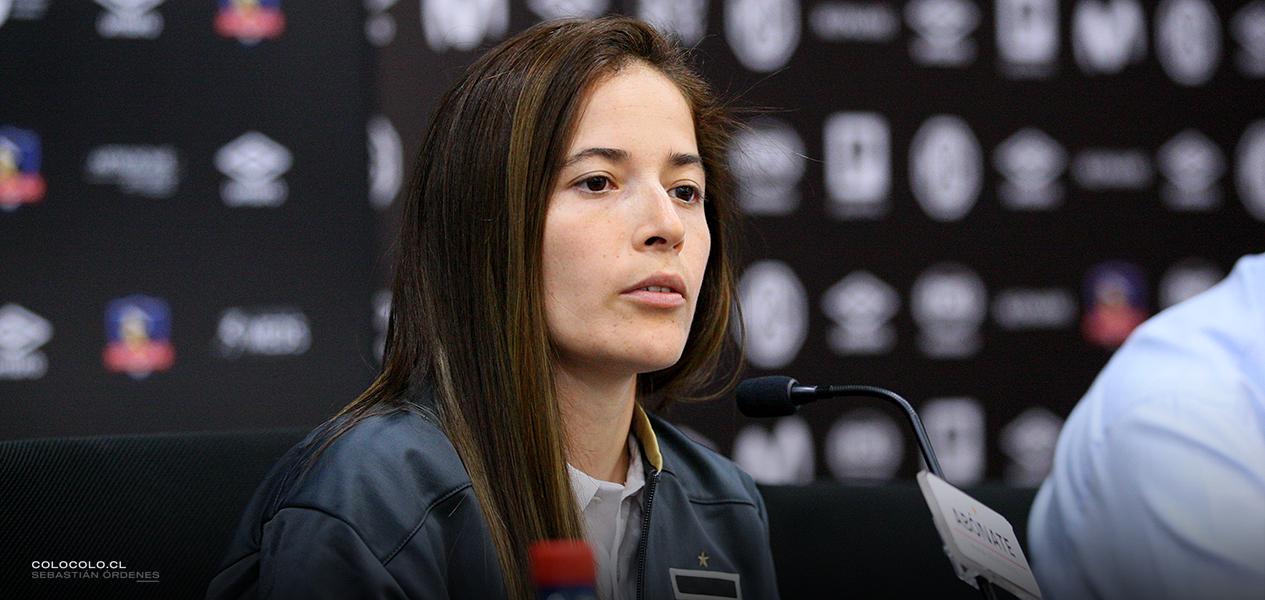 """Vanessa Arauz: """"Me siento orgullosa y contenta de estar acá"""""""