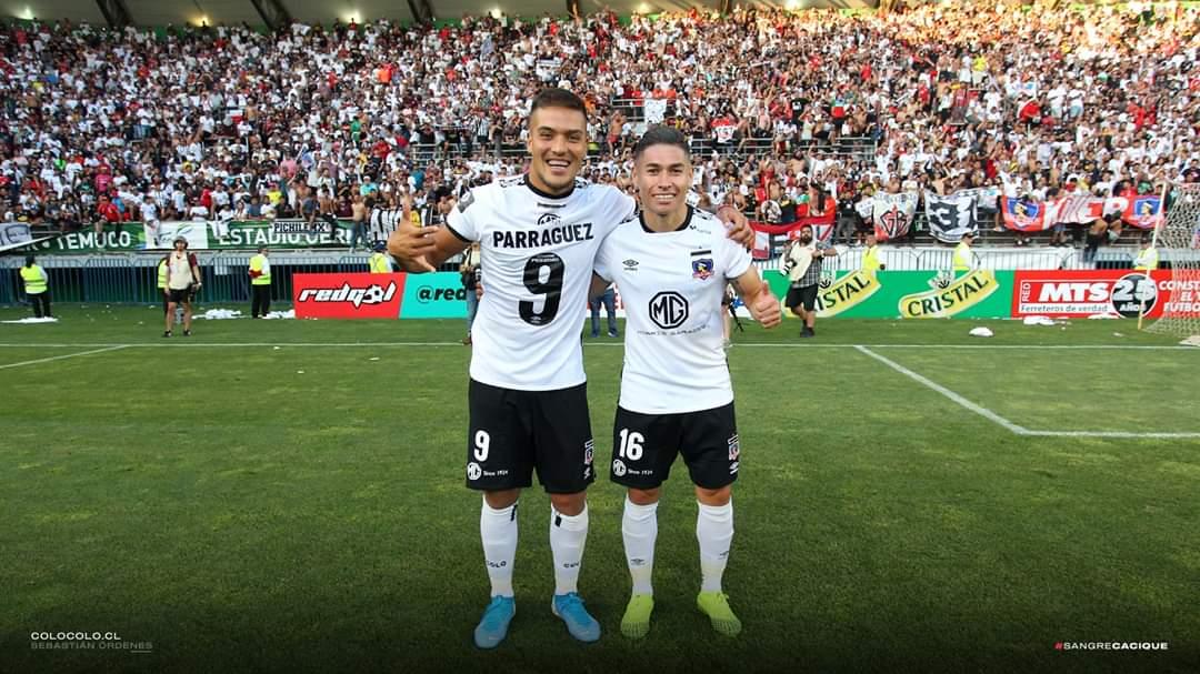 La felicidad del goleador de Copa Chile