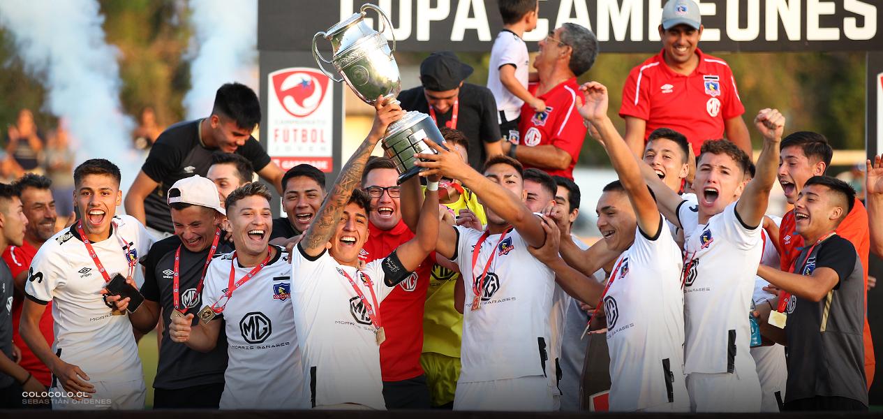 Colo-Colo suma alegrías en el Fútbol Joven