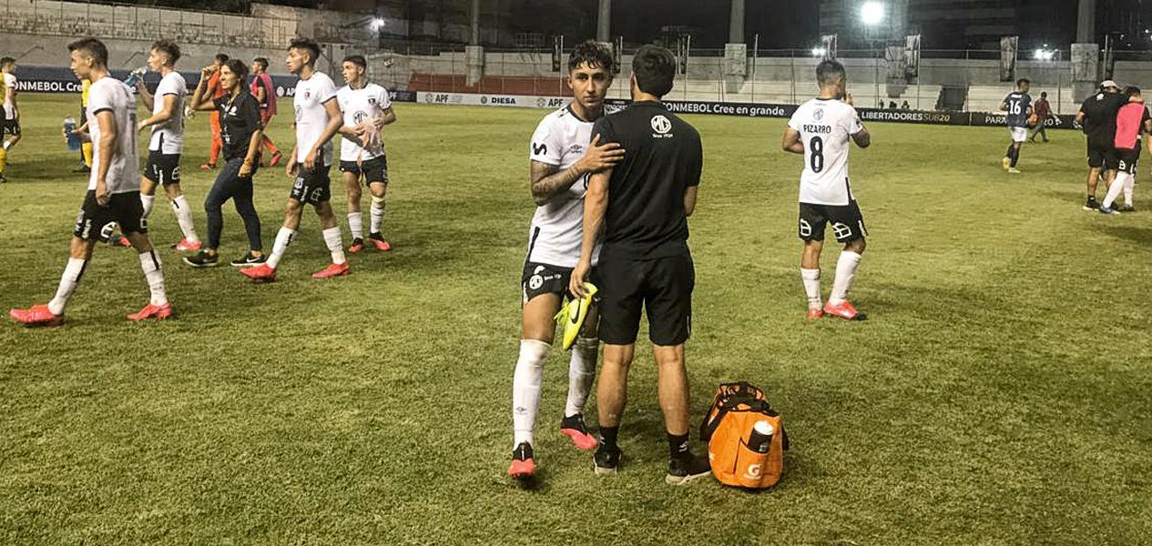 Debut goleador en la Conmebol Libertadores