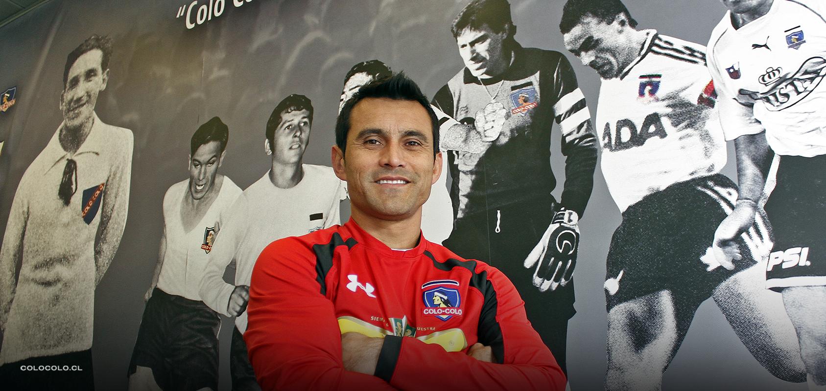 """La sinceridad de Justo Villar: """"Siento que me retiré en Colo-Colo"""""""