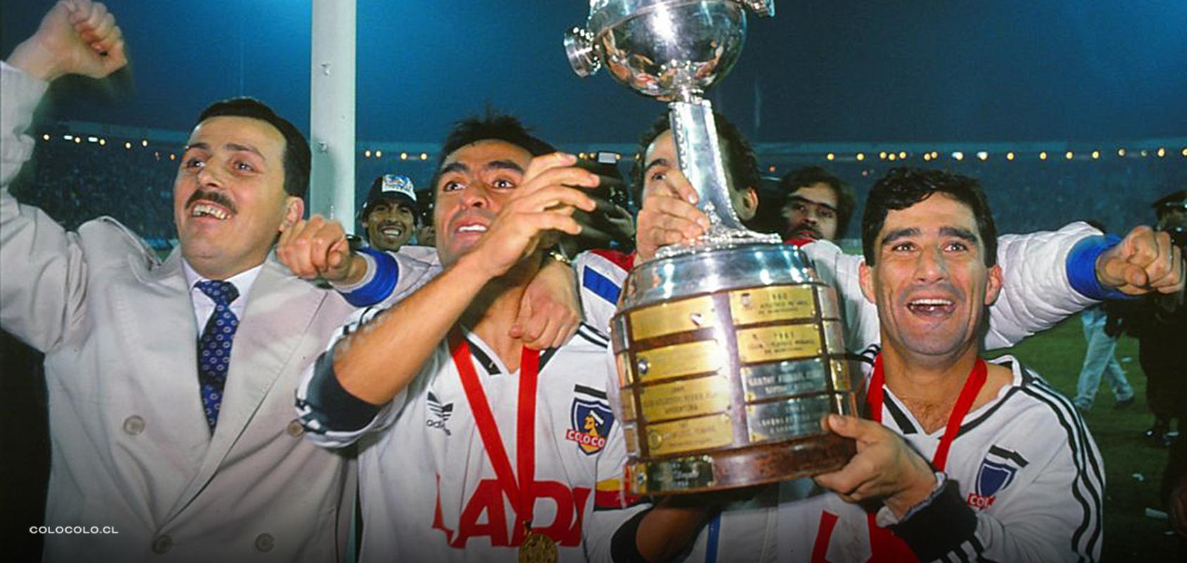 """Jaime Pizarro: """"Ganar la Copa Libertadores es un sueño cumplido"""""""