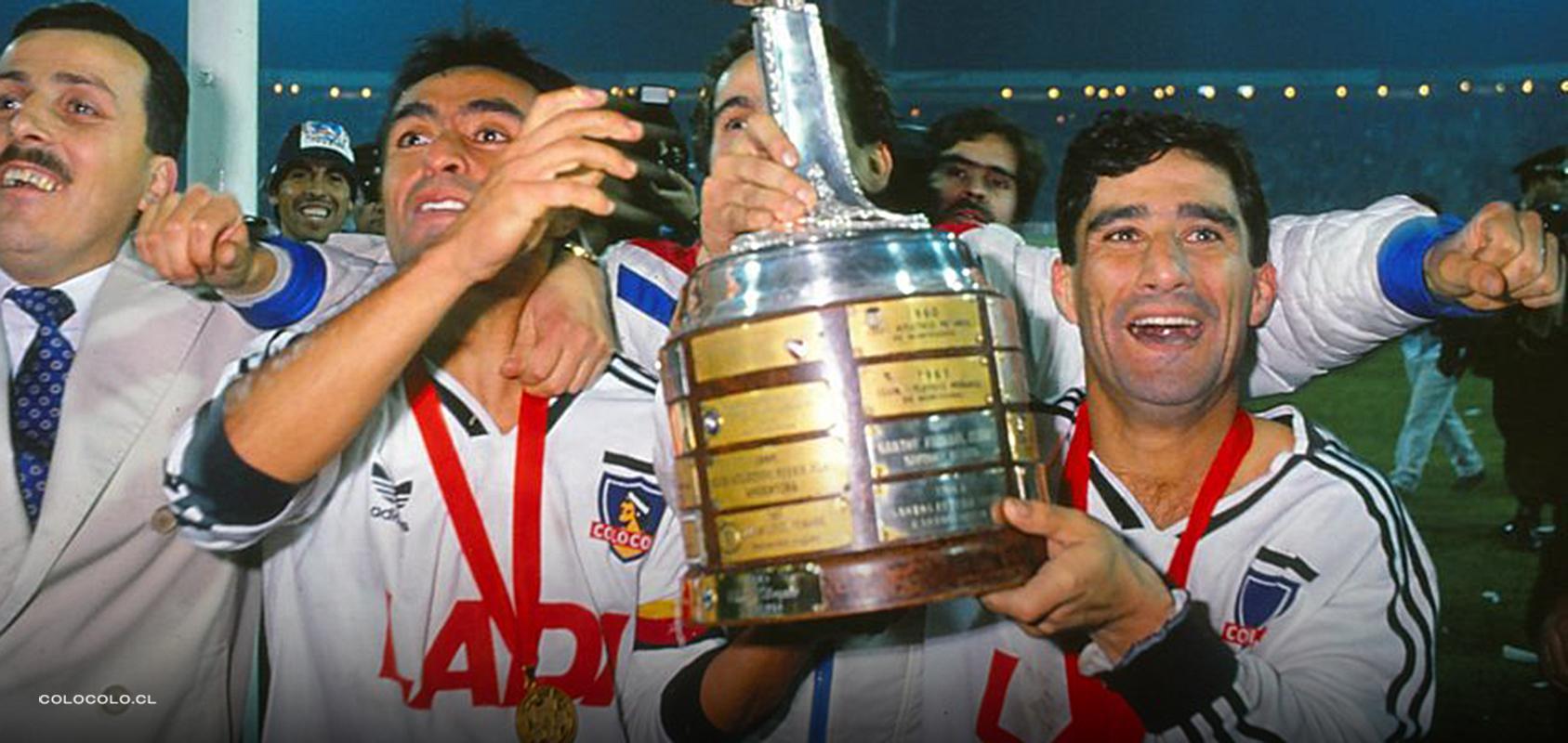 """Rubén Espinoza y la Libertadores de 1991: """"Logramos un título que había sido esquivo para el fútbol chileno"""""""