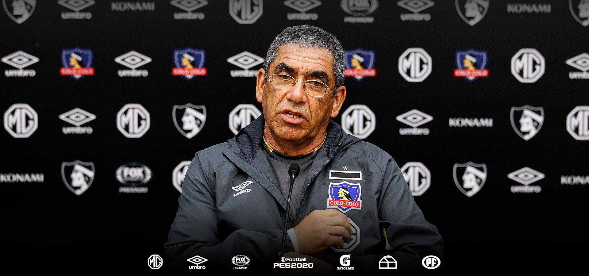 """Gualberto Jara: """"Estamos avanzando en lo táctico y con ganas de jugar"""""""