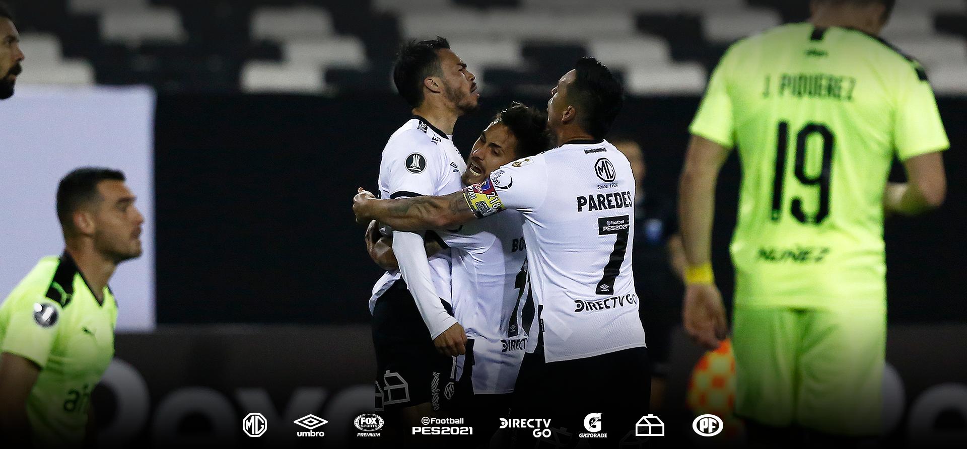 El regreso al triunfo: ¡Colo-Colo le ganó a Peñarol!