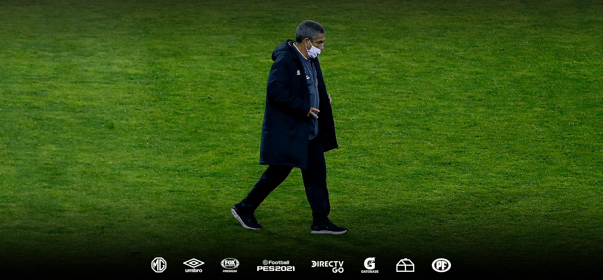 """Gualberto Jara: """"Es un triunfo muy importante que nos ayuda en la confianza"""""""