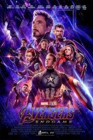 Poster de:1 Avengers: Endgame