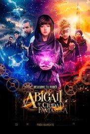 Poster de: Abigail: Ciudad Fantástica