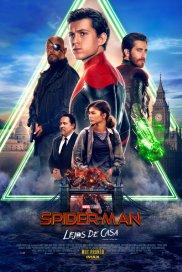 Poster de:1 Spider-man: Lejos de Casa