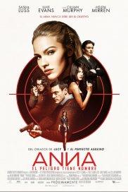 Poster de:1 Anna: El Peligro Tiene Nombre