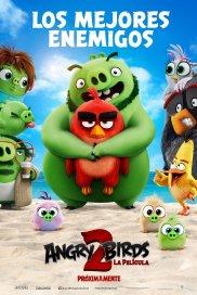Poster de:1 Angry Birds 2, La Película
