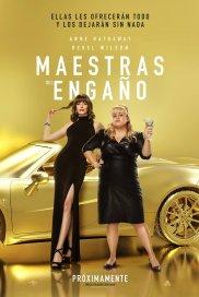 Poster de:1 Maestras del Engaño