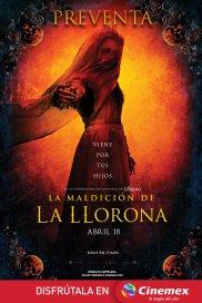 Poster de:1 La Maldición De La Llorona