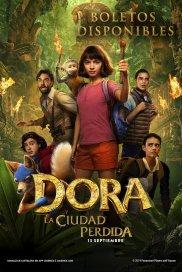 Poster de:1 Dora y la Ciudad Perdida