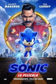 Poster de:1 Sonic: La PelÍcula