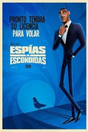 Poster de:1 Espías A Escondidas