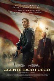 Poster de:1 Agente Bajo Fuego