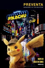 Poster de:1 Detective Pikachu