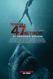 Poster de:1 Terror a 47 Metros: El Segundo Ataque