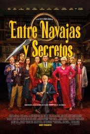 Poster de: Entre Navajas y Secretos