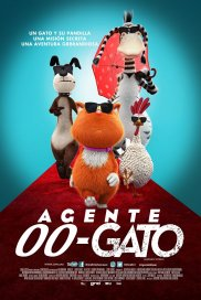 Poster de:2 Agente 00-Gato