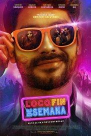 Poster de:2 Loco Fin de Semana