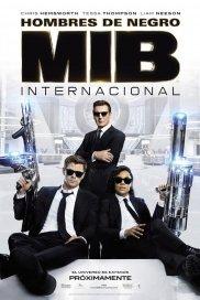 Poster de:1 Hombres de Negro: MIB Internacional