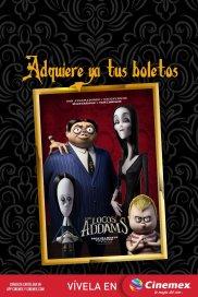 Poster de:1 Los Locos Addams