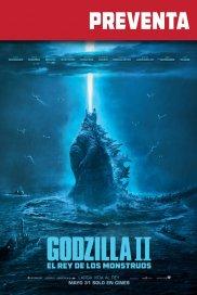 Poster de:1 Godzilla II: El Rey de los Monstruos