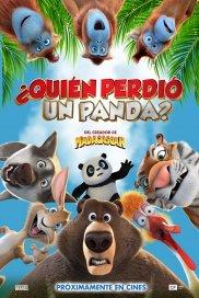 Poster de:1 ¿Quién Perdió un Panda?