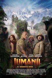 Poster de:2 Jumanji: El Siguiente Nivel