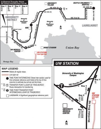 New Metro Route 78