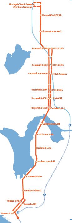 HCT Corridor Overview