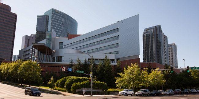 Bellevue's City Hall