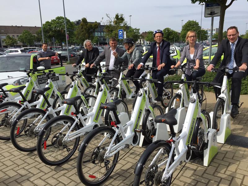 Wolfsburg bike share
