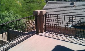 Balcony Railing Designs