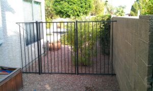 yard Gate scottsdale