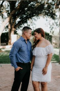 The Grove Edinburg Engagement Session