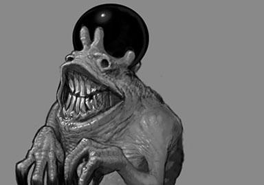 Monster Concept 2