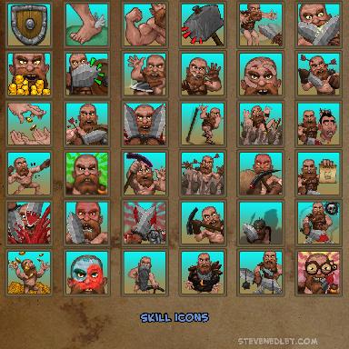Skill Tree Icons – GROL