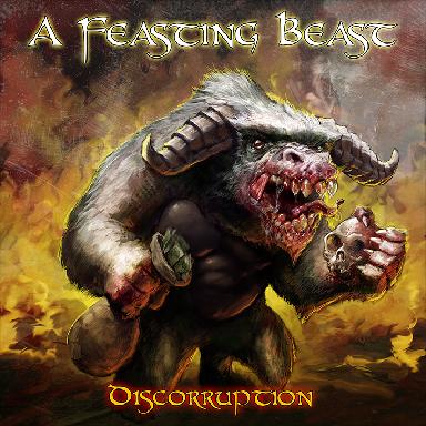A Feasting Beast Album Art
