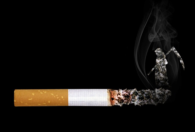 Research looking into health warnings on individual cigarettes