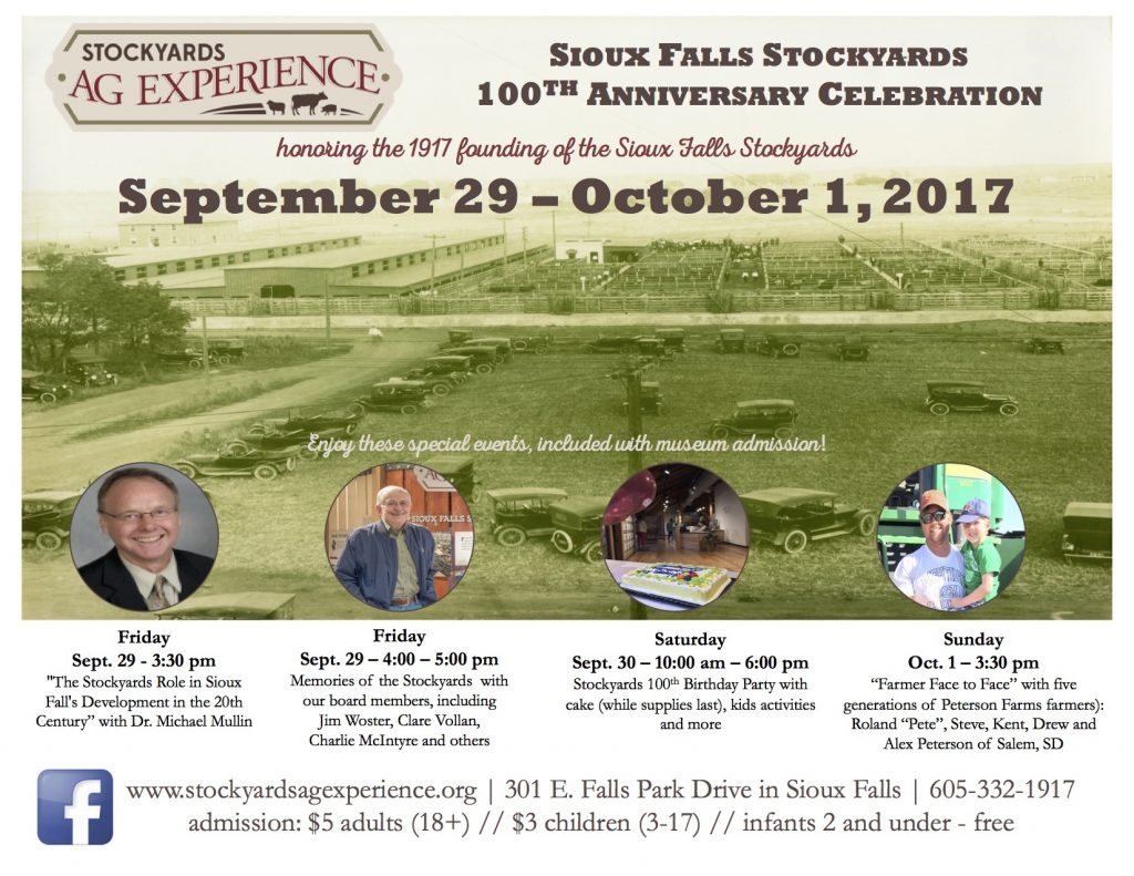 The Stockyards Role In Sioux Falls Development 20th Century With Dr Michael Mullin