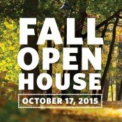 Callout: Fall Open House | Saturday, October 17