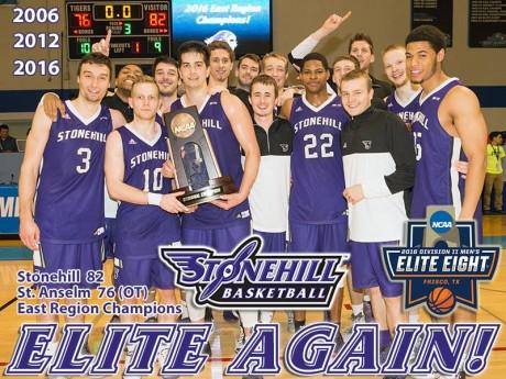 Men's Basketball Advances to NCAA Elite Eight · News ...