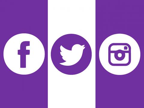 purple facebook logo wwwpixsharkcom images galleries