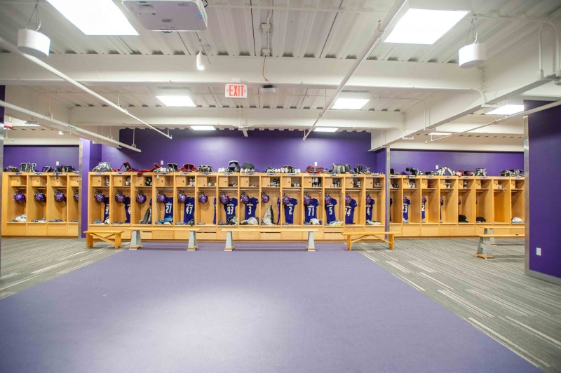 Sports Complex Expansion 183 Stonehill College