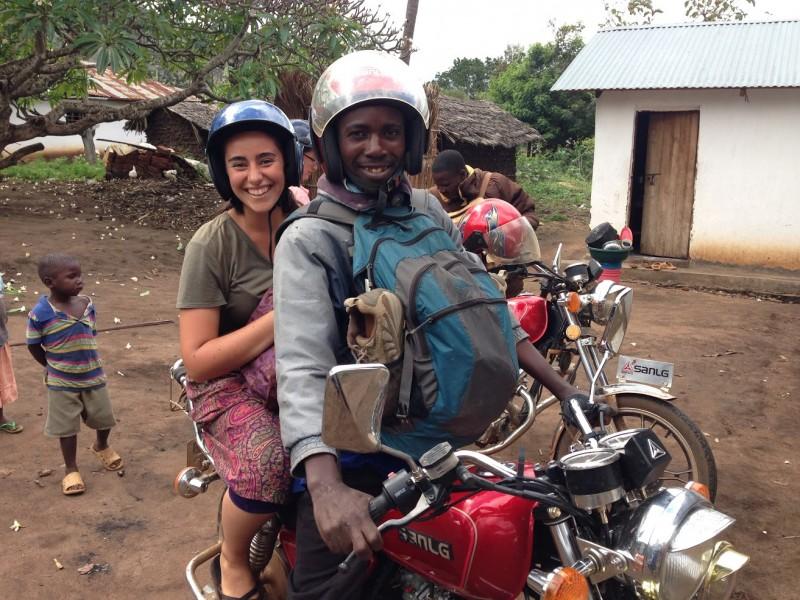 Hailey Chalhoub Tanzania