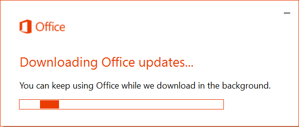 Office Personal Installs: Update Office 2013 prior to Office 2016 ...